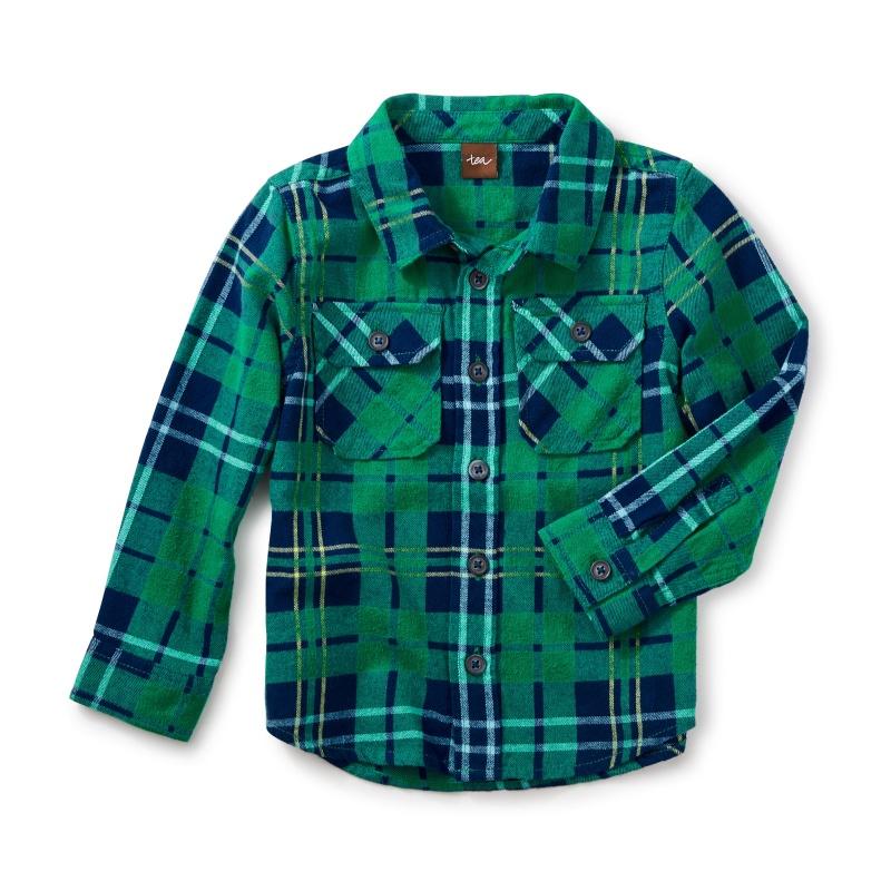 Dougal Flannel Shirt