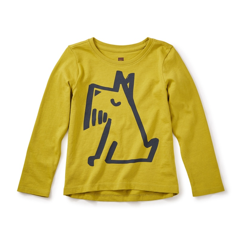 Scottie Dog Graphic Tee