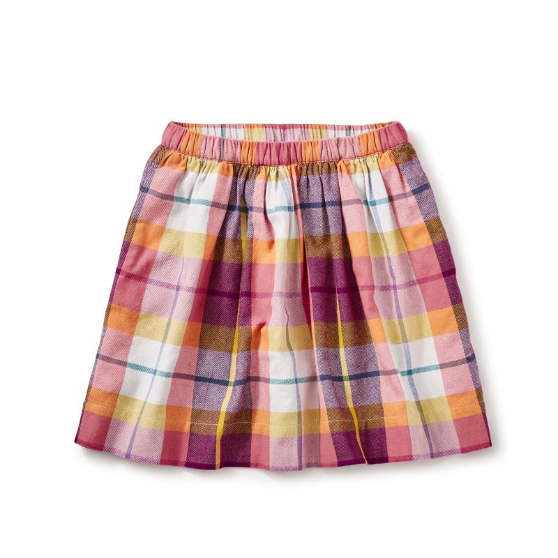 Faodail Flannel Skirt