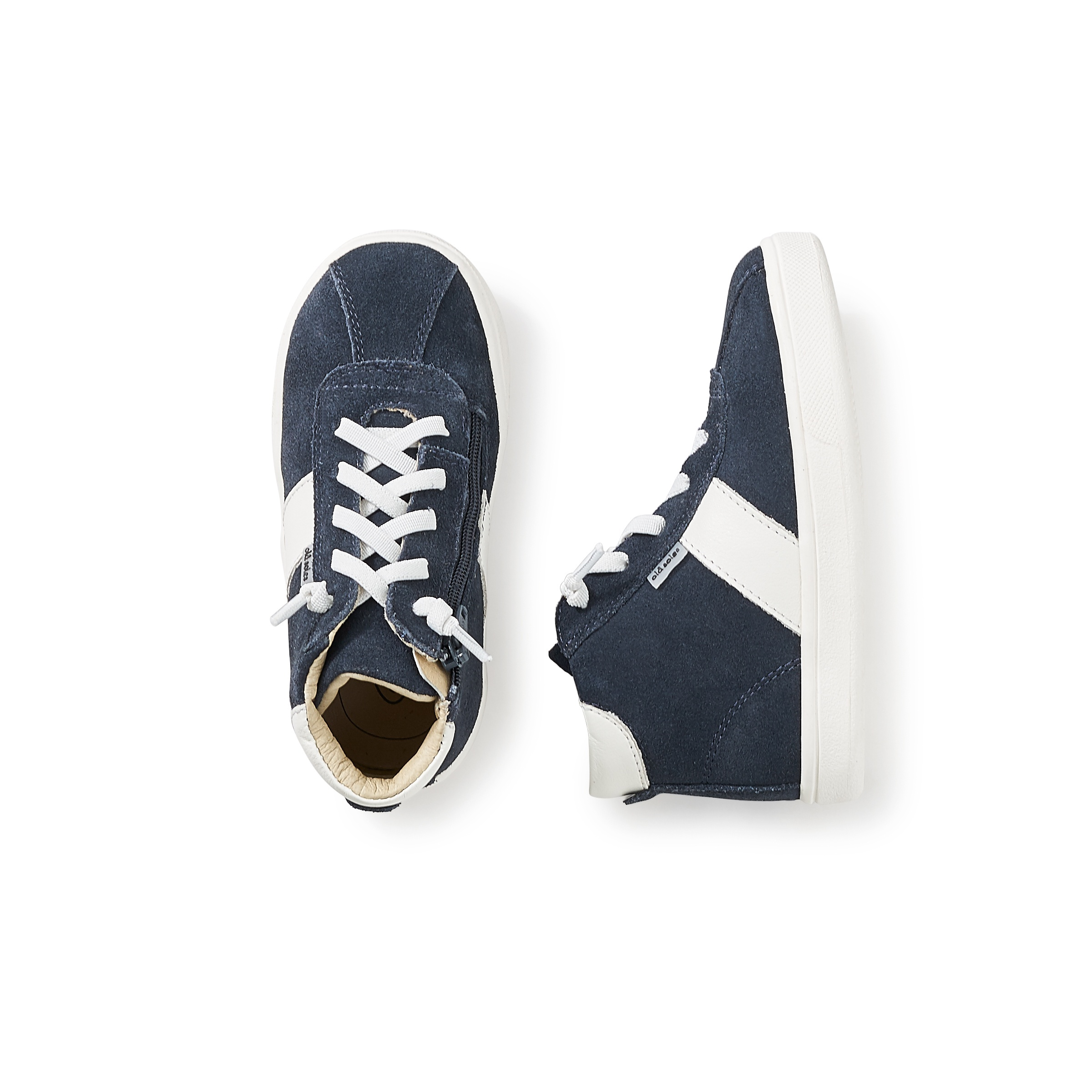 Old Soles Vintage High Top | Tea Collection
