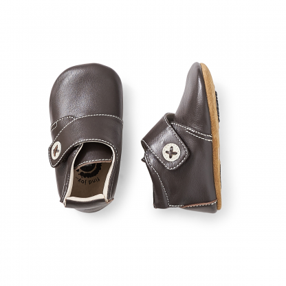 Livie and Luca Benny Leather Bootie