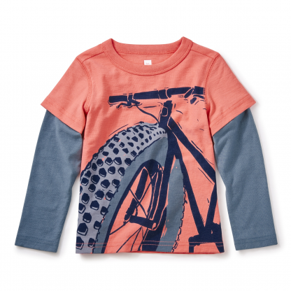 Fat Bike Graphic Tee