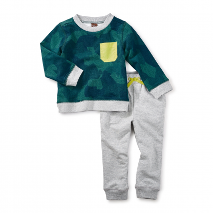 Inverness Baby Outfit