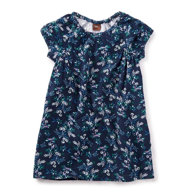 Emilia Corduroy Dress