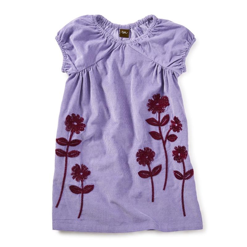 Cullodena Corduroy Dress