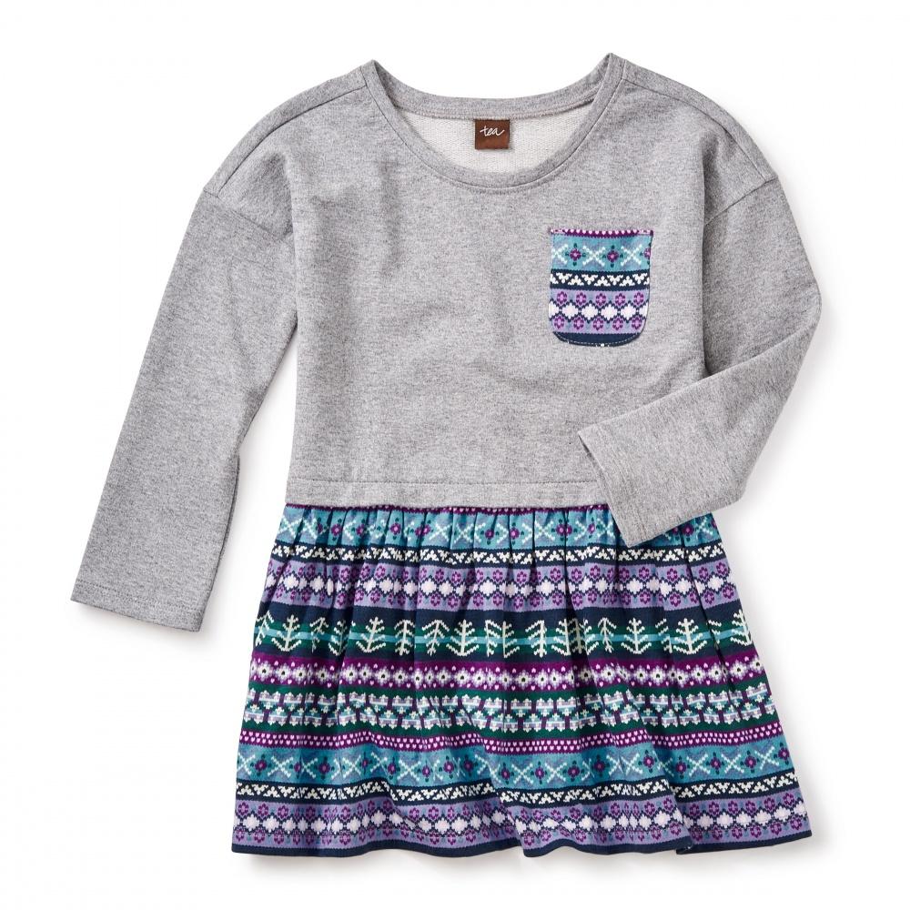 Islay Skirted Dress