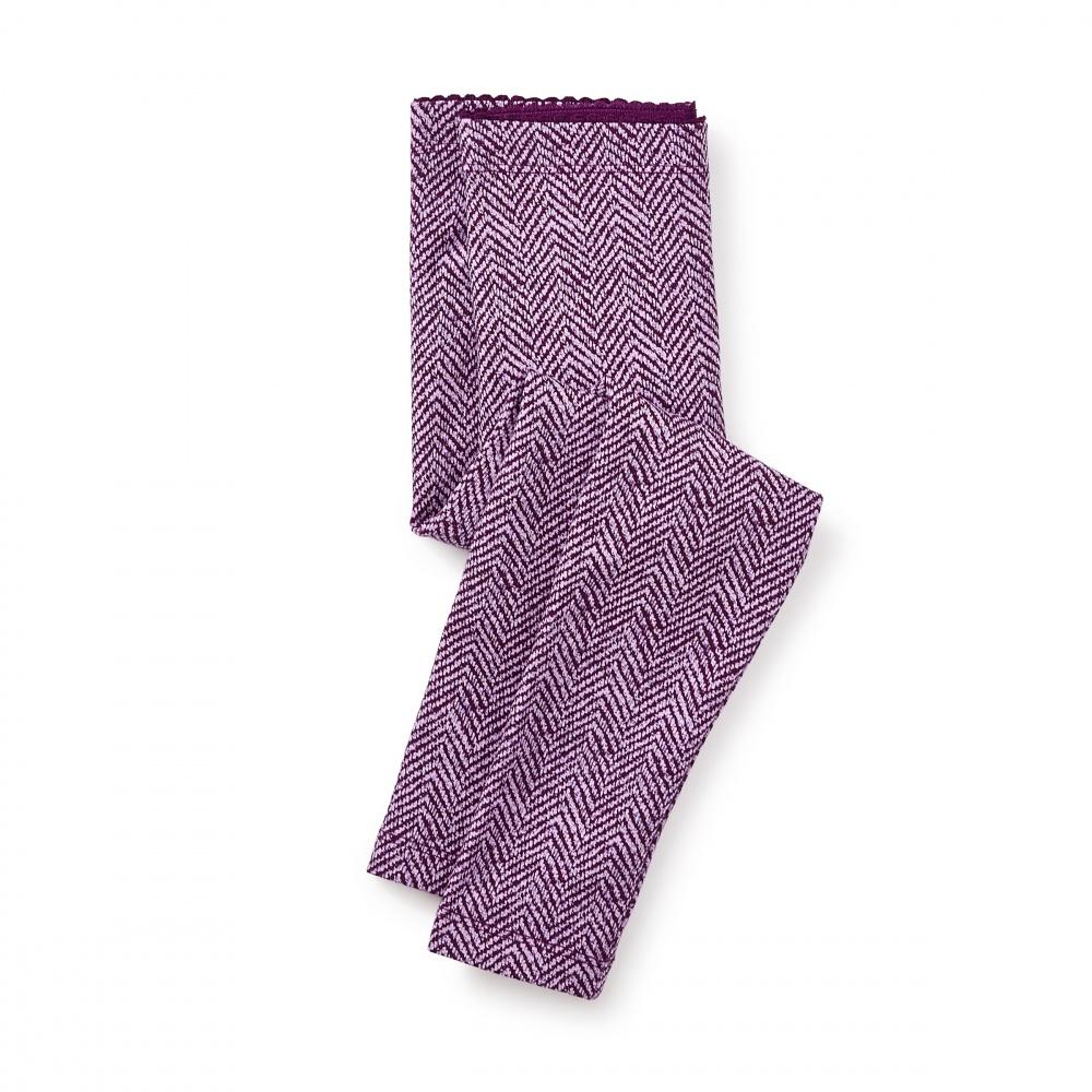 Tweed Print Leggings