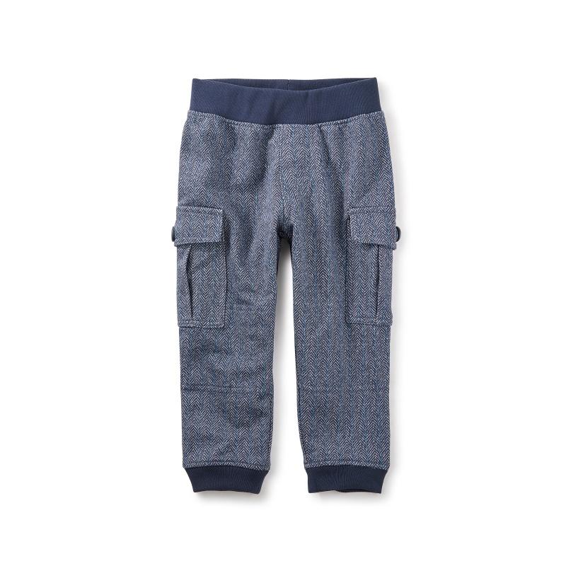 Harris Cuffed Cargo Pants