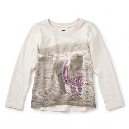 Shetland Sweater Graphic Tee