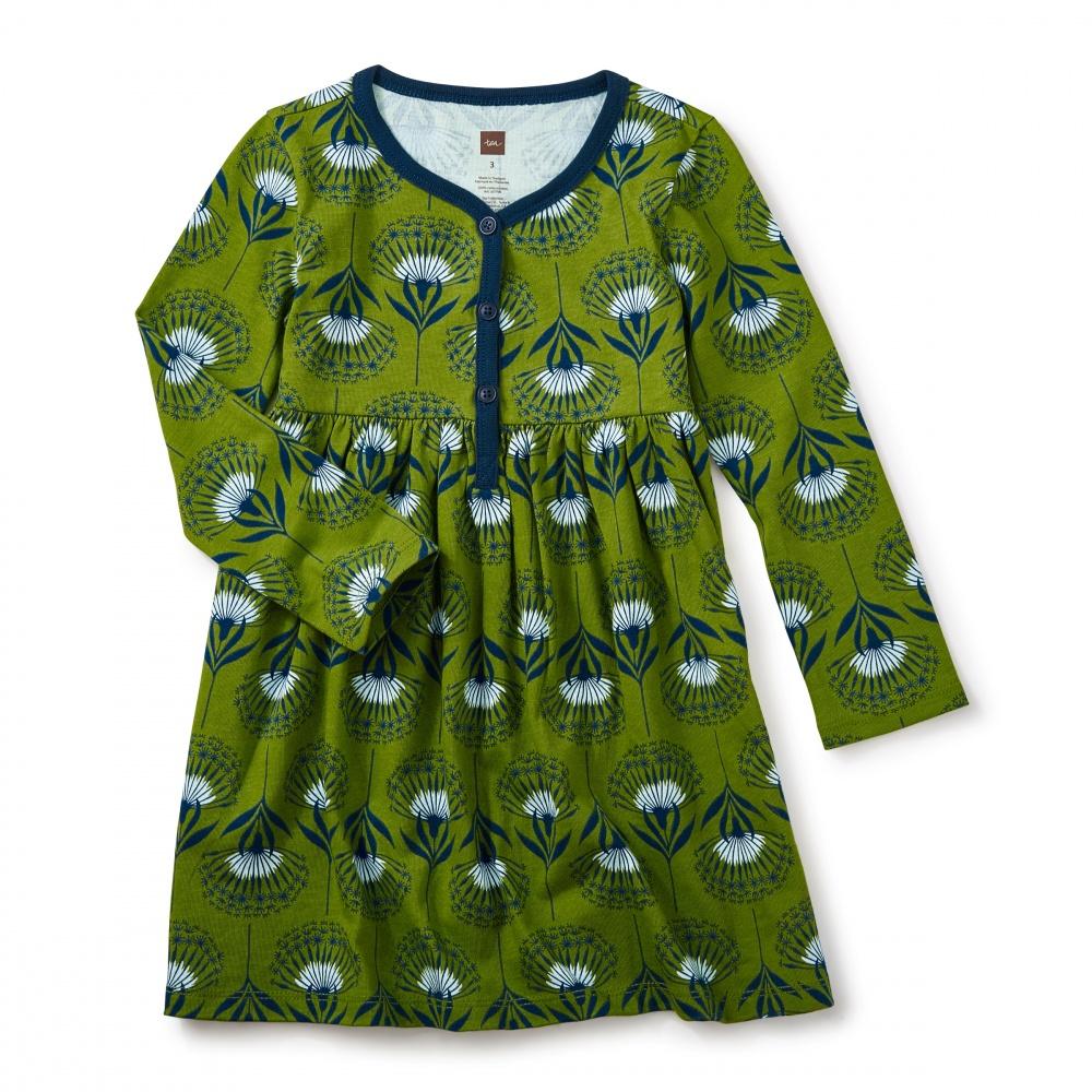 Dandelion Henley Dress