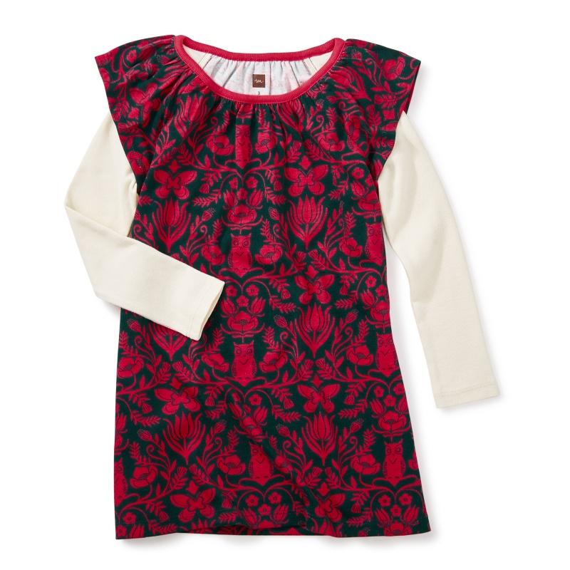 McKenna Flutter Dress