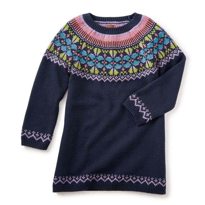Sheep Rock Sweater Dress
