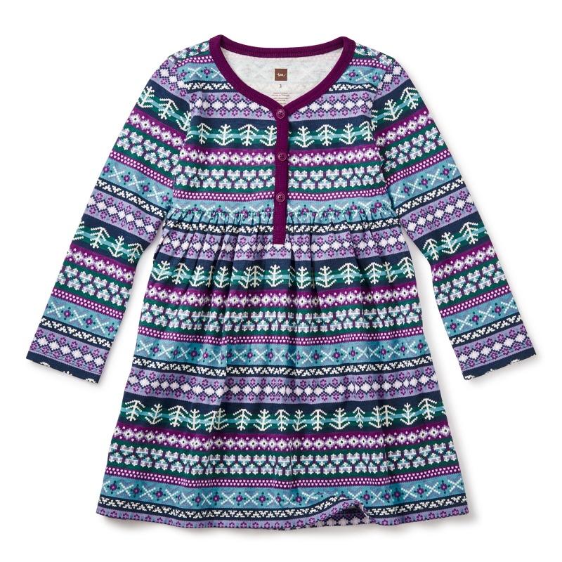 Islay Henley Dress
