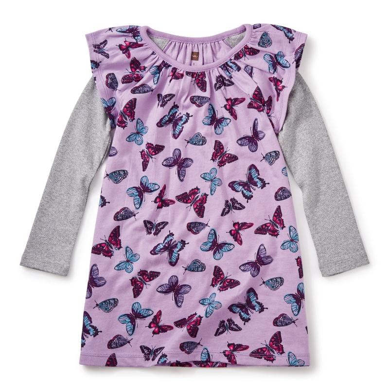 Sorcha Flutter Dress