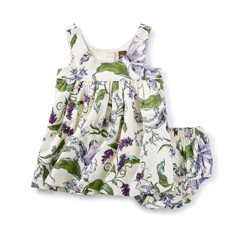 Wallpaper Baby Party Dress