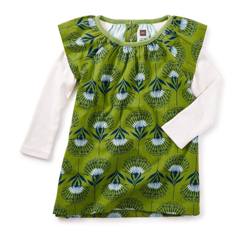 Dandelion Baby Flutter Dress