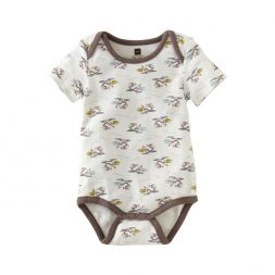 Tea Collection Daring Dragons Bodysuit