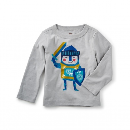 Little Knight Graphic Tee