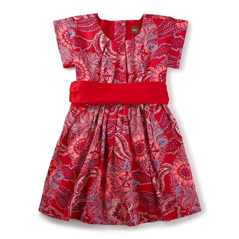 Adaira Sash Dress