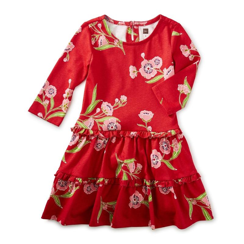 Rowan Tiered Dress