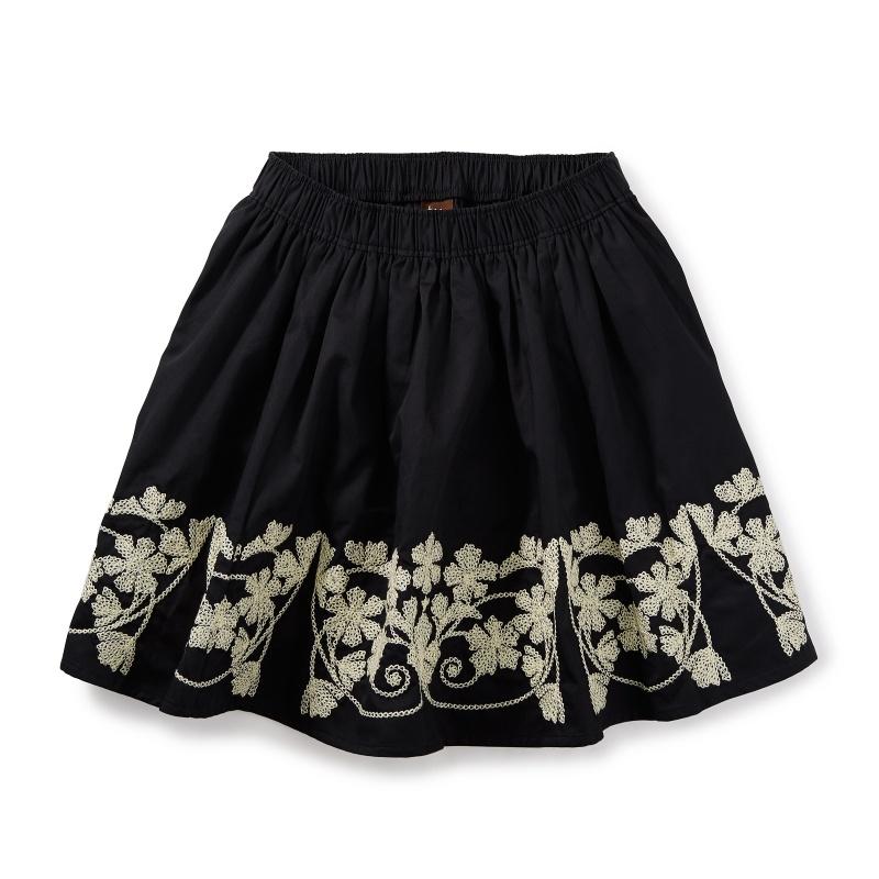 Galashiels Midi Skirt