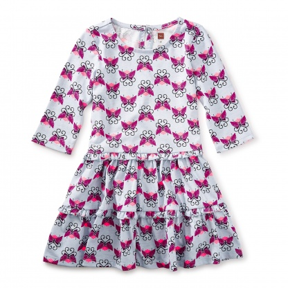 Beitiris Tiered Dress