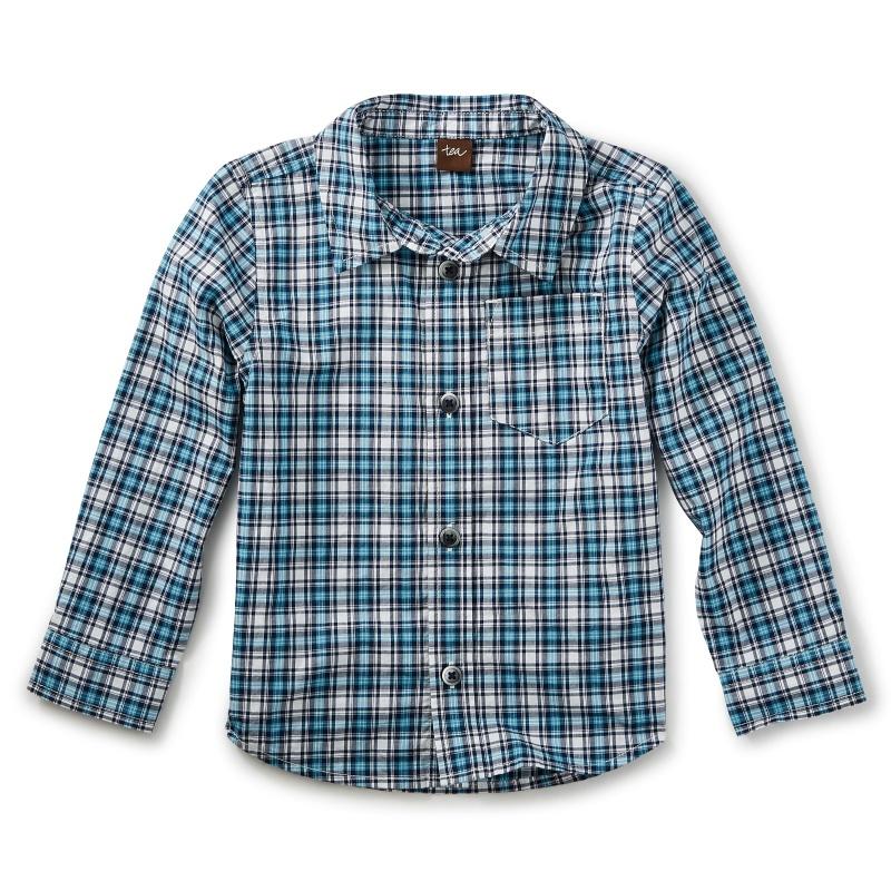 Heath Button-down Shirt