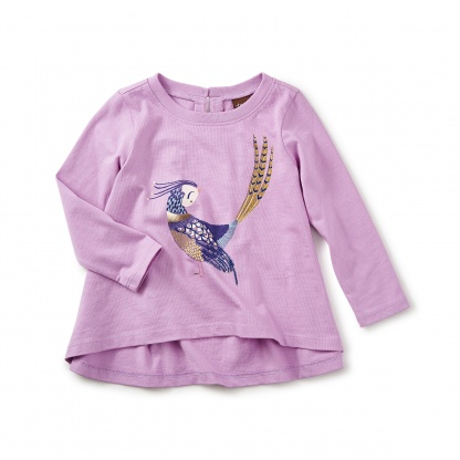Pheasant Graphic Tee