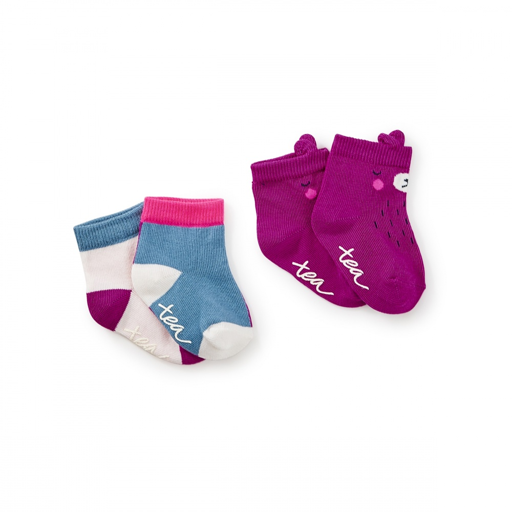 Thistle Socks Two-Pack