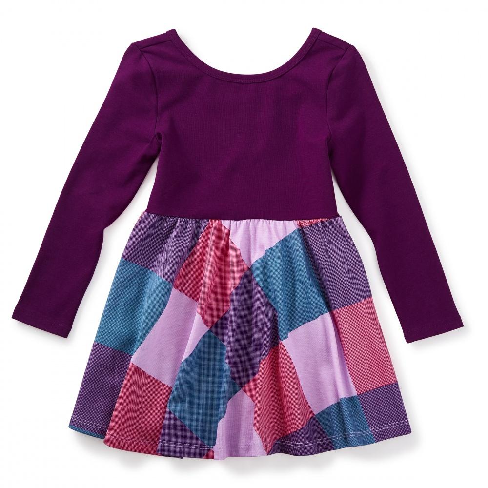 Annella Skirted Dress