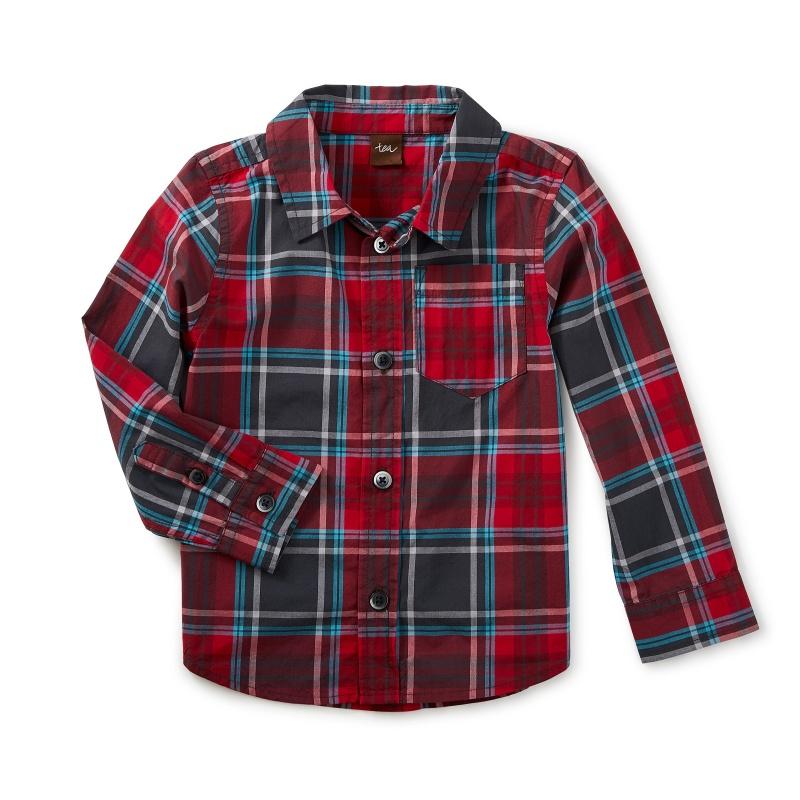 Duncan Button-down Shirt