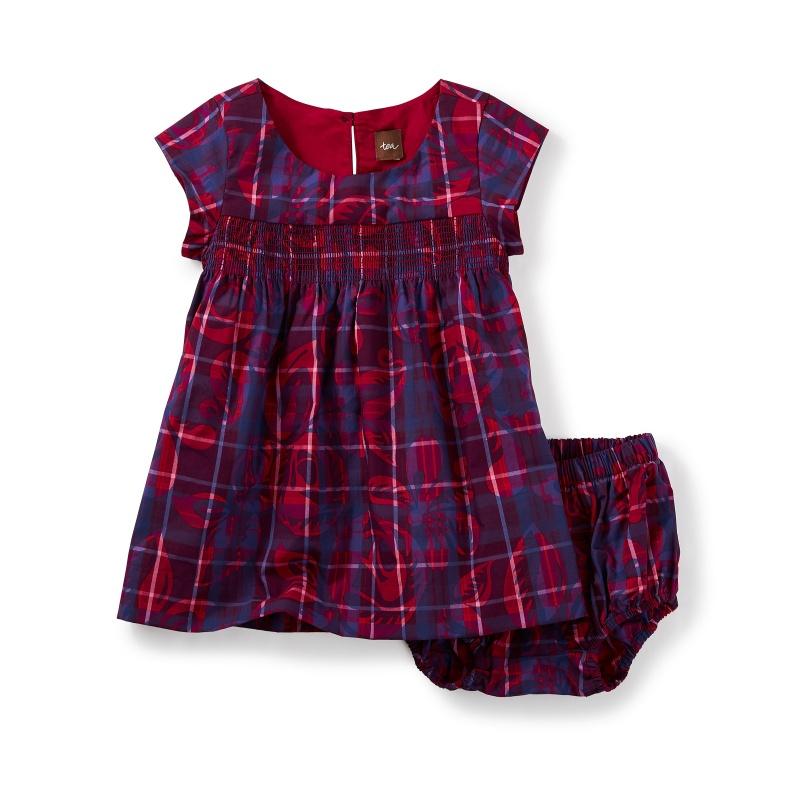 Culzean Castle Baby Dress