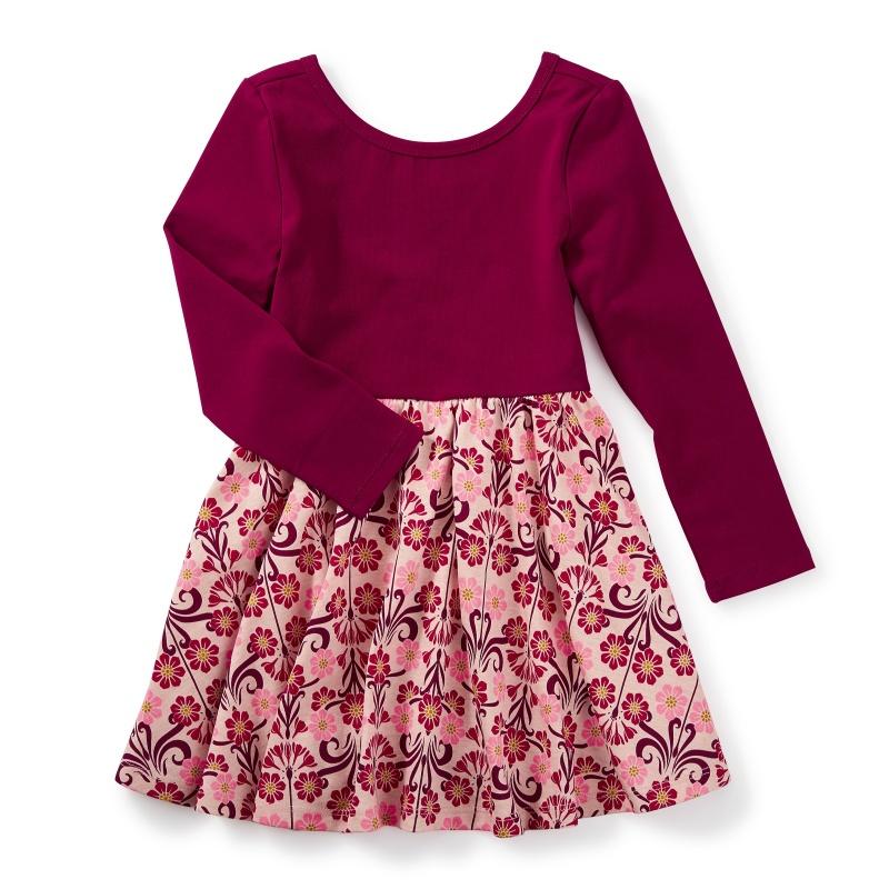 Dahlia Skirted Dress