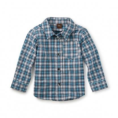 Heath Baby Button-down Shirt