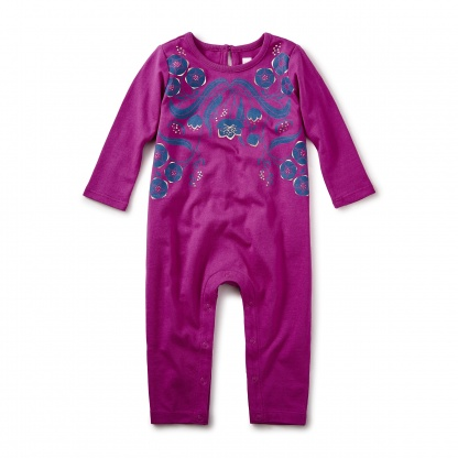 Rosewell Graphic Romper