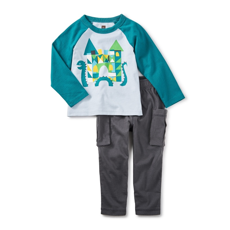 Loch Ness Baby Outfit