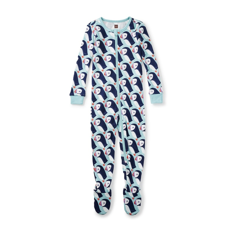 Puffin Baby Pajamas
