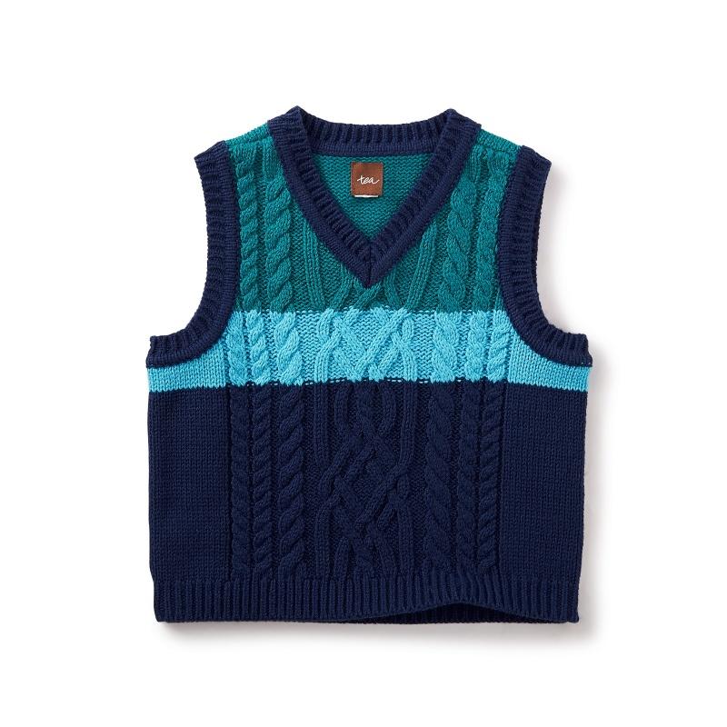 Edan Sweater Vest
