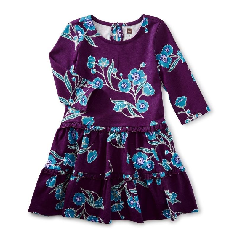 Marjorie Tiered Dress