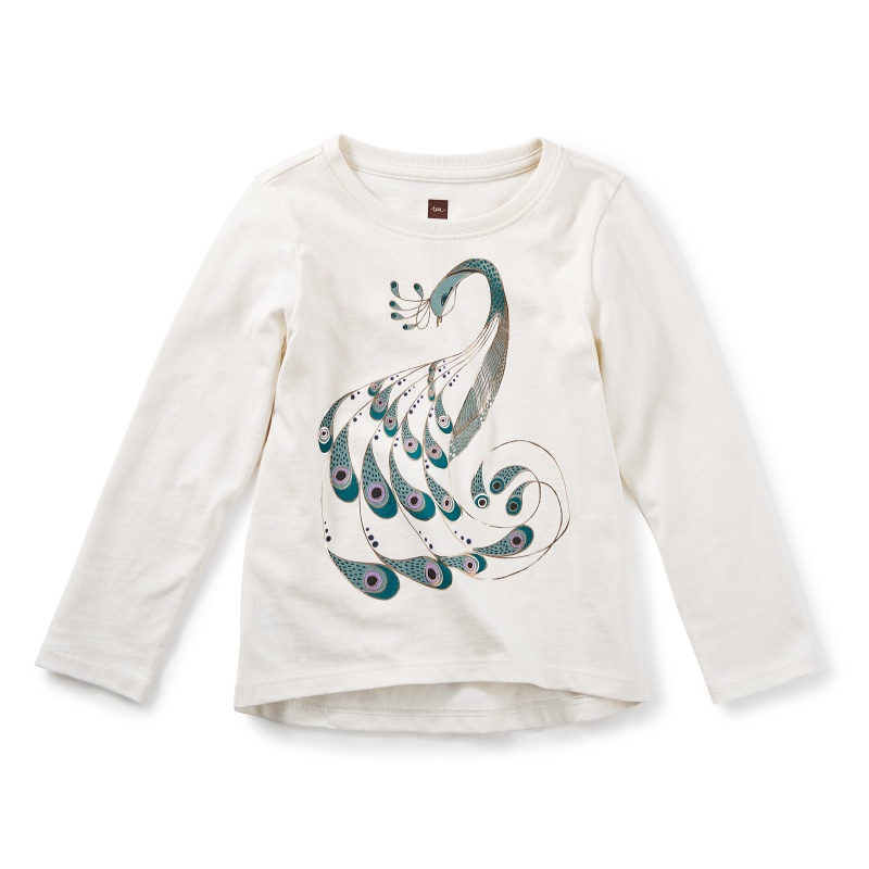 Peacock Graphic Tee