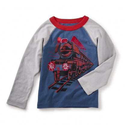 Flying Scotsman Graphic Tee