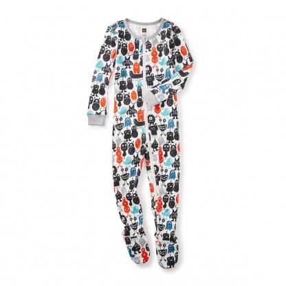 Monsterrific Baby Pajamas