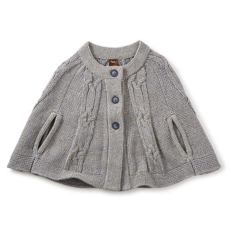 Isobel Sweater Cape