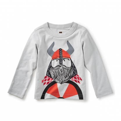 Little Viking Graphic Tee