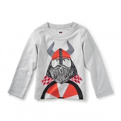 Little Viking Graphic Tee
