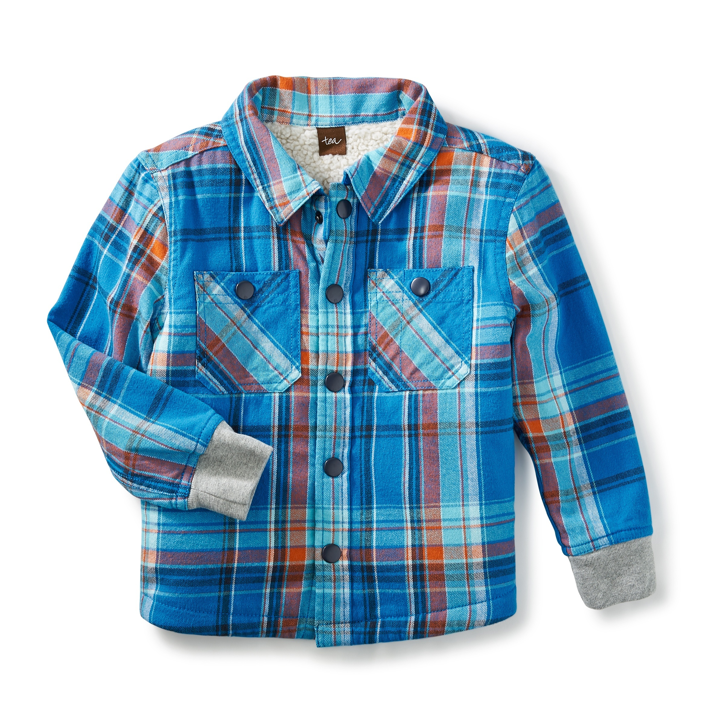 Sherpa lined flannel jacket tea collection for Sherpa lined flannel shirt