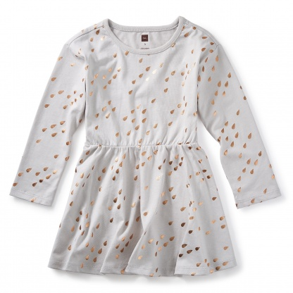 Raindrops Skater Dress