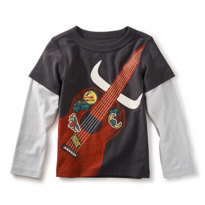 Highland Guitar Graphic Tee