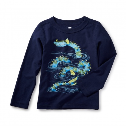 Loch Ness Graphic Tee