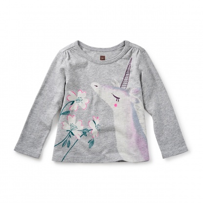 Unicorn Garden Graphic Tee